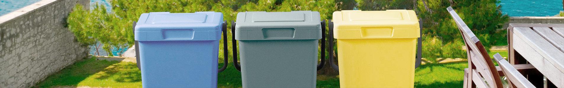 Produse reciclare selectiva a deseurilor Matiussi, Italia