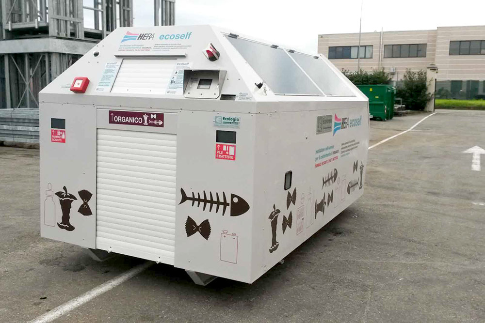 Compactoare supraterane K Tank